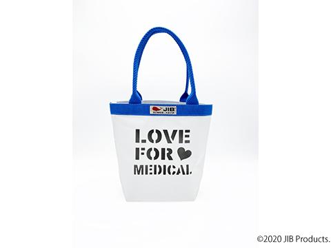 Love For Medical Baketsu Tote Bag SS