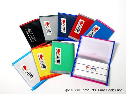 Card Book Case