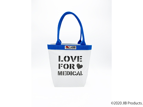 Love For Medical Baketsu Tote Bag SS