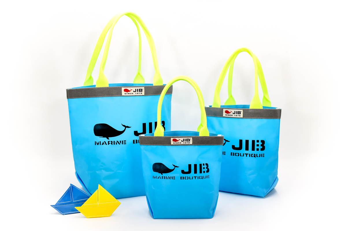 Neon Fish Series●Baketsu Tote Bag