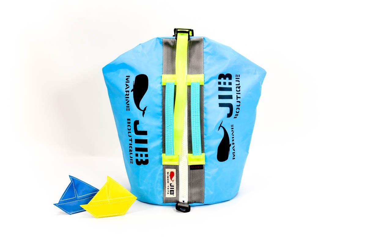 Neon Fish Series●Ruck Bag M