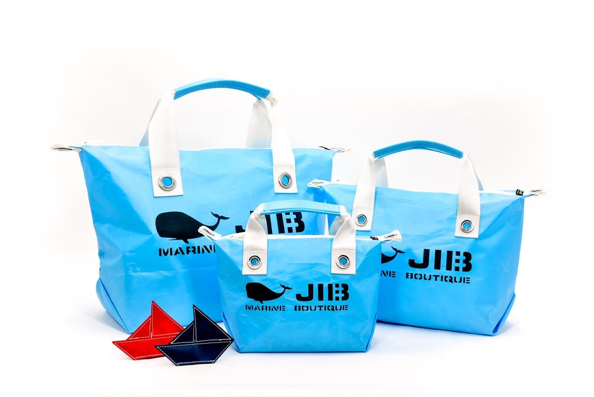 SKY Series●Fastener Tote Bag